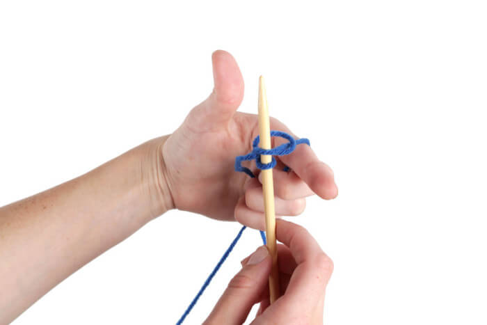 Снятие нитей с пальцев
