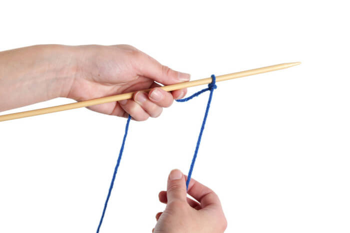 Начало работы с петли со скользящим узлом